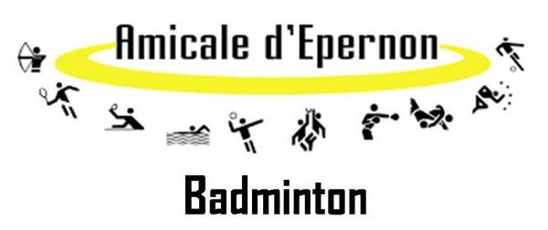 Amicale Epernon Badminton - La Plume de Gallardon - LPG28