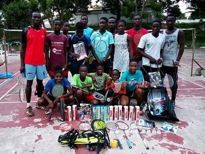 Badminton Dabou 1 - La Plume de Gallardon - LPG28
