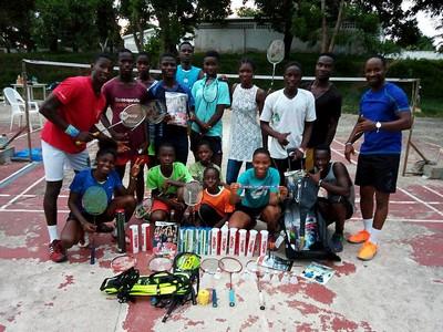 Badminton Dabou 2 - La Plume de Gallardon - LPG28