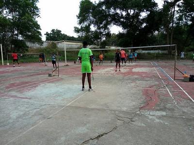 Badminton Dabou 5 - La Plume de Gallardon - LPG28