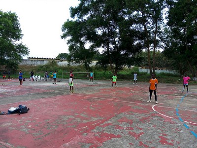 Badminton Dabou 6 - La Plume de Gallardon - LPG28