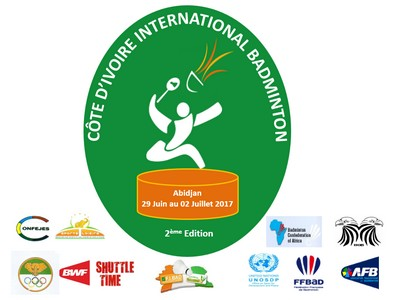 Côte d'Ivoire Badminton International - La Plume de Gallardon - LPG28