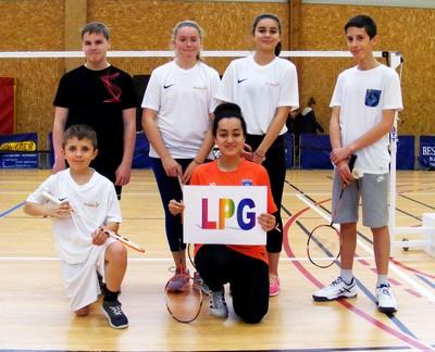 Championnat interclubs jeunes 2016 - La Plume de Gallardon - LPG28