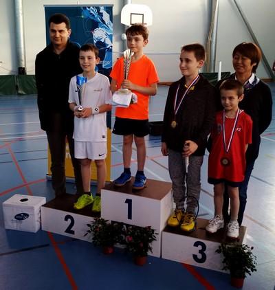 Corentin 1 - Championnat départemental 2018 - La Plume de Gallardon - LPG28