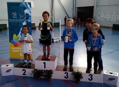 Natanael champion départemental 2018 1 - La Plume de Gallardon - LPG28