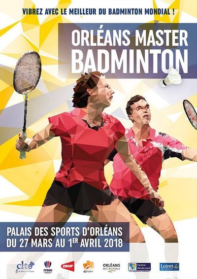 Orléans Master Badminton 2018 1 - La Plume de Gallardon - LPG28