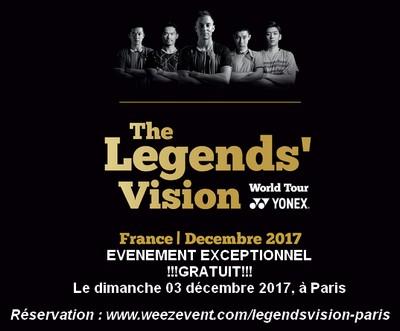 The Legends'Vision 2017 - La Plume de Gallardon - LPG28